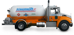 SchagrinGAS propane delivery