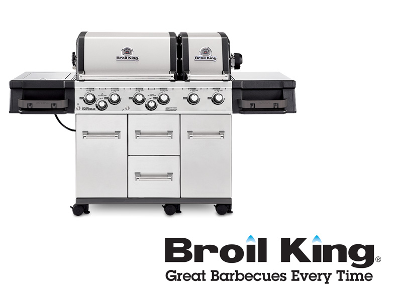 broil king how to clean